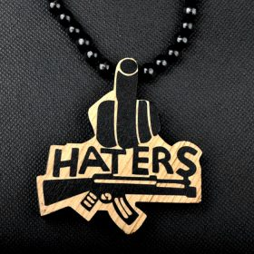 Haters (brown)