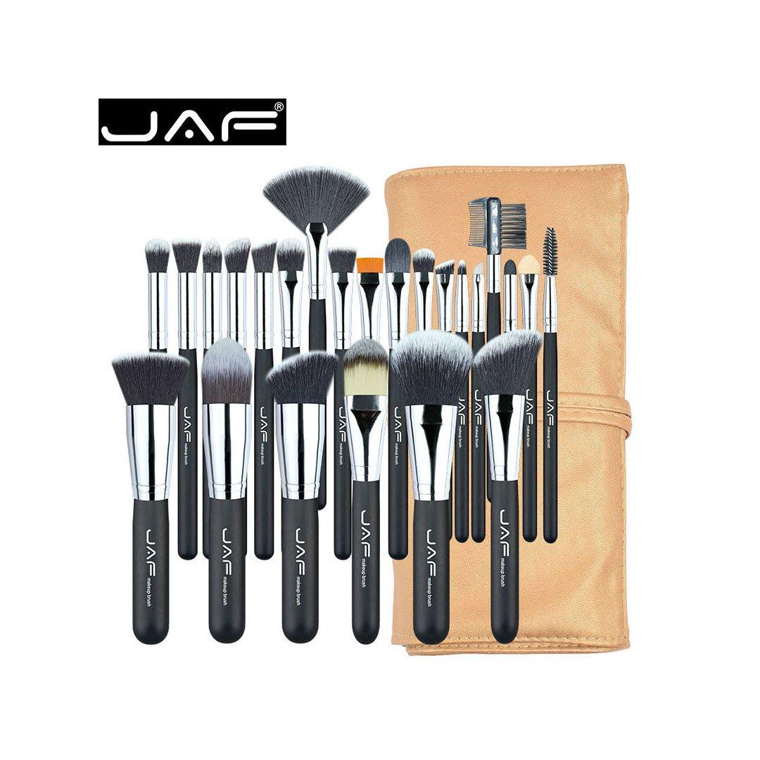 Brush Hut: EXCLUSIVE: JAF 24PC Professional Grade Makeup Brush Set