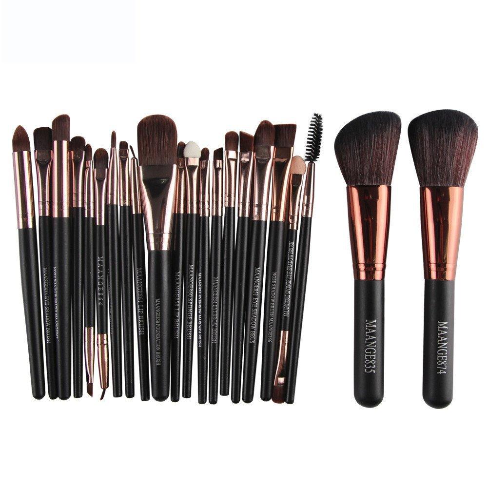 Brush Hut: MAANGE 22PC Makeup Brush Set