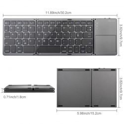 Folding Bluetooth Keyboard